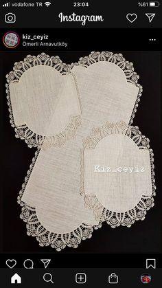 Zig Zag Crochet, Filet Crochet, Irish Crochet, Crochet Motif, Crochet Designs, Crochet Lace, Crochet Table Runner Pattern, Baby Knitting Patterns, Hand Embroidery