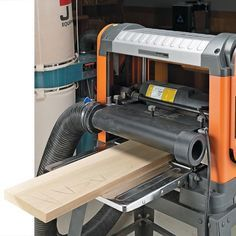 Woodworking Techniques Two Cures for Planer Snipe Woodworking Planer, Wood Planer, Woodworking School, Woodworking Store, Learn Woodworking, Woodworking Techniques, Woodworking Projects, Carpentry, Popular Woodworking