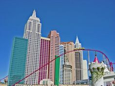 Where to Stay in Las Vegas on a Budget