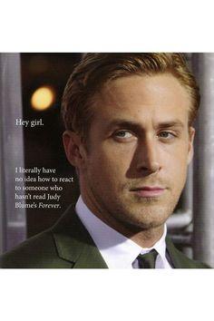 Feminist Ryan Gosling By Danielle Henderson #urbanoutfitters #heygirl