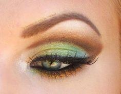 chameleon #eyeshadow #makeup