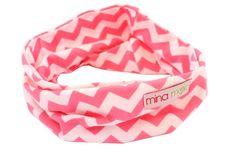 Pink chevron snoodi – Mina Moo and Baby Chevron, Knitting, Fabric, Pink, Cotton, Baby, Fashion, Tejido, Moda