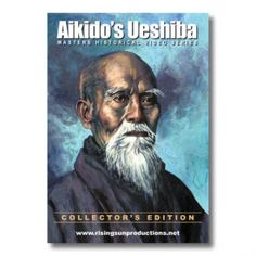 Taken from the back cover of Aikido's Ueshiba (DVD) Aikido's Ueshiba features Master Morihei Ueshiba. He can be seen in this video performing Aikido at its very best. Not only will you see the founder but also his son and other great Aikido Masters like Tohei Saito and Shioda when they were very young. The video also includes a sequence of night time shots that feature the Master demonstrating very rare sword and jo techniques in the forest. This video is in extremely good condition and…