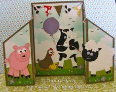 Punch Art Farm Yard Fun | Discover Ink – Ann Gerlach Independent Stampin' Up!® Demonstrator