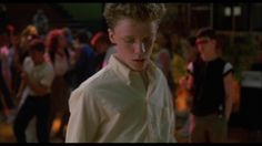 Sixteen Candles. Farmer Ted! The guy in the background with the red sunglasses kills me!!!