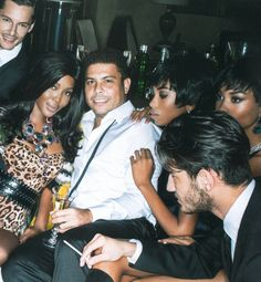 Butler and Wilson Vogue Brazil 2013