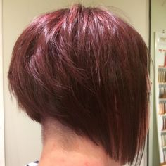 Love this undercut concave textured bob! call 0413224962 for appointments! Concave, Photo Instagram, Instagram Posts, Stacked Bobs, Textured Bob, Hairdresser, Pixie, Short Hair Styles, Hair Color