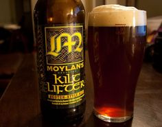Moylan's Scotch Ale: Memorable, in a Smelly Hamster Wood Shavings Kind of Way