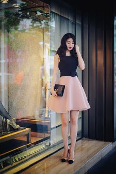 Kfashion korean fashion fashion dresses, fashion и fashion o Korean Fashion Office, Korean Fashion Summer Casual, Korean Fashion Dress, Korean Street Fashion, Ulzzang Fashion, Korea Fashion, Korean Outfits, Asian Fashion, Fashion Dresses
