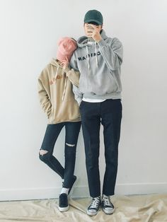 Official Korean Fashion : Korean Couple Fashion