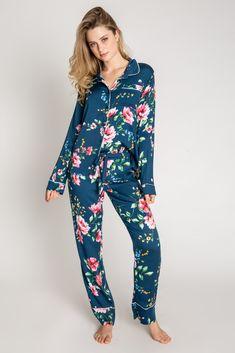 73e8366326 PJ Salvage floral pajamas Pj Sets