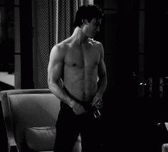 Seduction = Ian Somerhalder