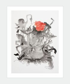Hallucination by MaiArt's artist Chan Shun Hong Available: http://www.maiart.hk/shun-hong-chan/hallucination-art-print--310gsm-hahnemhle-fine-art-paper