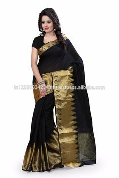 ec30d05b9 Raj Kery kanjivaram cotton Woven Designer Saree for Women