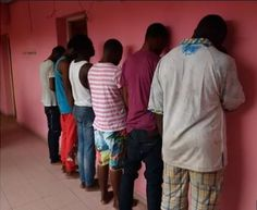 No fewer than 42 men allegedly involved in homosexual acts have been arrested by the police. It was learnt that the suspects were rounded up at a hotel at Weigh Bridge in Owode Onirin area of Lagos State, Nigeria. Report saythe hotel, Vincent Hotel, where they were caught in the act had been...