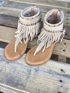 NAUGHTY MONKEY - Sweeter Than This Sandals- Camel $94.99! #southernfriedchics