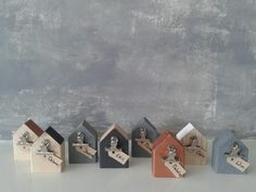 Houten huisjes Made by H♡rthout.