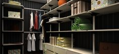 You can build a professional closet system in a day on any budget with CLOSETS BY YOU. You can choose one of five pre-designed closet kits and install it without any professional experience.  We also offer sliding doors and rustic furniture.