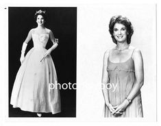 1960 MISS AMERICA LYNDA LEE MEAD ON 1983 PAGEANT BROADCAST ORIG NBC TV PHOTO