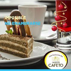 Rompe con la rutina y cena en Cafeto.