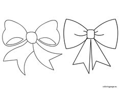 how to draw a hair bow step 4  Tattoos 3  Pinterest  Hair bow