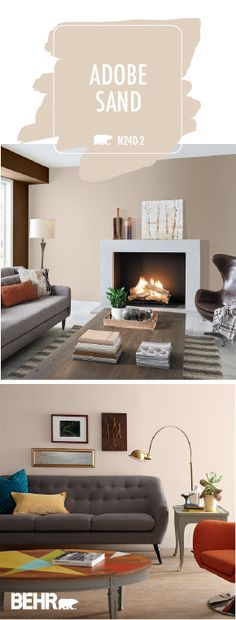 New Warm and Inviting Paint Colors