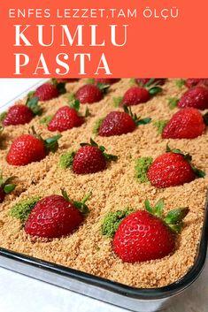 yummy cake flavors Kumlu Pasta (Enfes Lezzet Tam l) Tarifi nasl yaplr bu tarifin resimli anlatm ve deneyenlerin fotoraflar burada. Yummy Recipes, Delicious Desserts, Snack Recipes, Yummy Food, Tasty, Best Broccoli Recipe, Broccoli Recipes, Pasta Recipes, Pie Recipes
