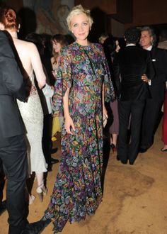 Maggie Gyllenhaal - The Met Gala After-party Hosted by The Top of the Standard