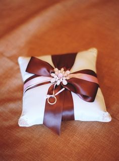 Ideias casamento marrom e rosa