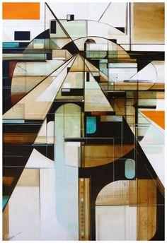 Augustine Kofie white walls gallery