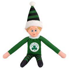 Boston Celtics Plastic Face Elf - $14.99