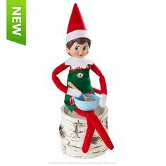 Elf On The Shelf Claus Couture Collection ARCTIC SKI SET Skis NIB Clothes