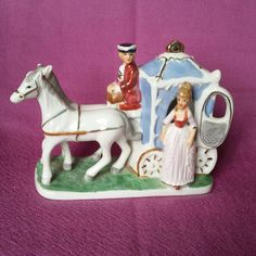Hey, I found this really awesome Etsy listing at https://www.etsy.com/listing/286527057/vintage-porcelain-royal-california-horse