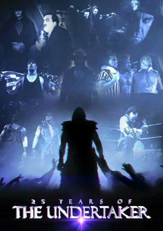 ‪#‎ThankYouTaker‬ For being the GREATEST OF ALL TIME!