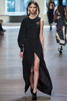Yigal Azrouel Autumn Winter 2014/15 ready to wear. New York Fashion Week