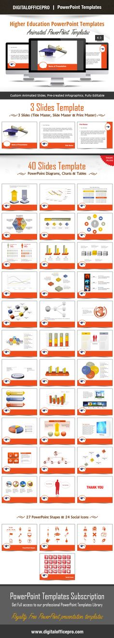 Going ahead powerpoint template backgrounds higher education powerpoint template backgrounds toneelgroepblik Choice Image