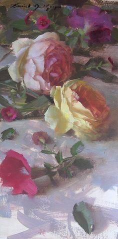 ROSES, BY DANIEL KEYS