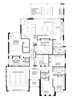 Hickinbotham f03 - Max Pritchard. A start | Floor plans ...