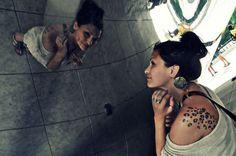 pretty leopard tattoo | Tumblr