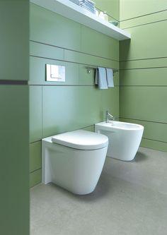 LOO... Starck News - Toilet, close-coupled DURAVIT