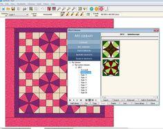 Beaquilter: EQ7 Tutorial Tuesday - Saving custom blocks