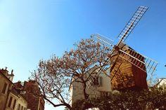Moulin de la Galette by Avelina on @creativemarket