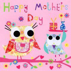 happy, bright, fun!  Just like my mom!