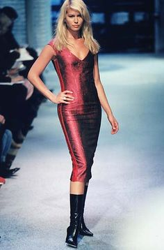 Antonio Berardi - Ready-to-Wear - Runway Collection - Women Fall / Winter 1998