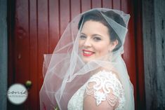real wedding with vintage style at Crownhill Fort in Plymouth Vintage Style, Vintage Fashion, Devon And Cornwall, Vintage Bridal, Plymouth, Bridal Style, 1940s, Veil, Real Weddings
