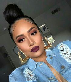 Gorgeous Makeup: Tips and Tricks With Eye Makeup and Eyeshadow – Makeup Design Ideas Makeup Goals, Makeup Inspo, Makeup Inspiration, Makeup Tips, Makeup Basics, Makeup Geek, Makeup Remover, Makeup Brushes, Cute Makeup