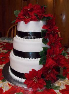Poinsettia Wedding