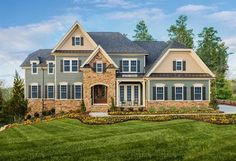 Clifton Park II, Longacres Preserve at Potomac, MD 20854. View 11 photos of this $1,574,990, 4 bed, 4.5 bath, 4627 sqft new construction single family home built in 2016 by NVHomes.