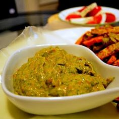 Must try this avocado dip!