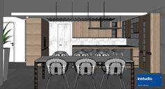 Arredi contemporanei, stile lineare ma soprattutto molta luce in entrata dalle porte finestra che danno sul terrazzo di proprietà. Ecco gli elementi che maggiormente caratterizzano questa nostra realizzazione.